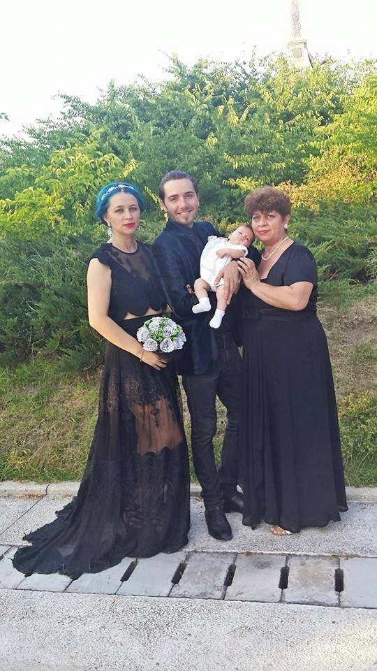 daddycool family wedding