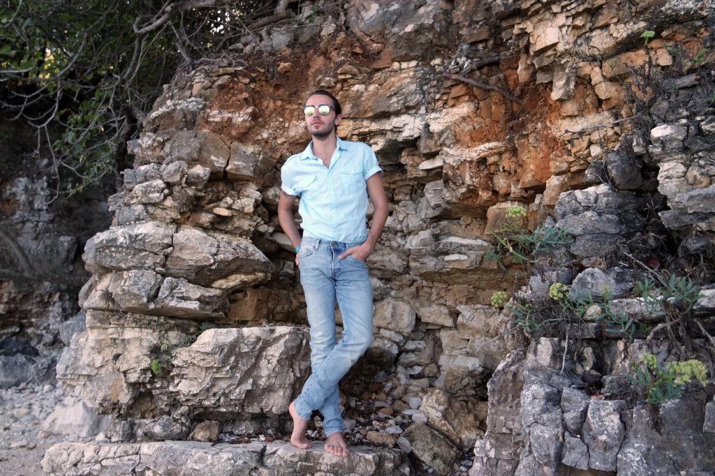 Cămașă: Men's Cave - Haina Bărbatului Pantaloni: H&M, Garderoba Personală