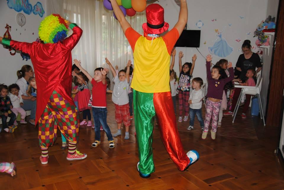 daddycool party petrecerea magică