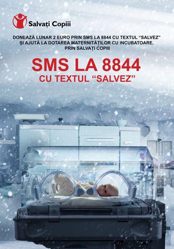 daddycool SMS salvați copiii