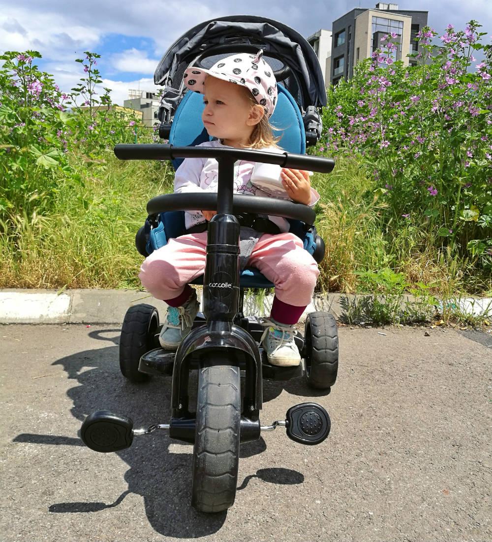 DaddyCool tricicleta