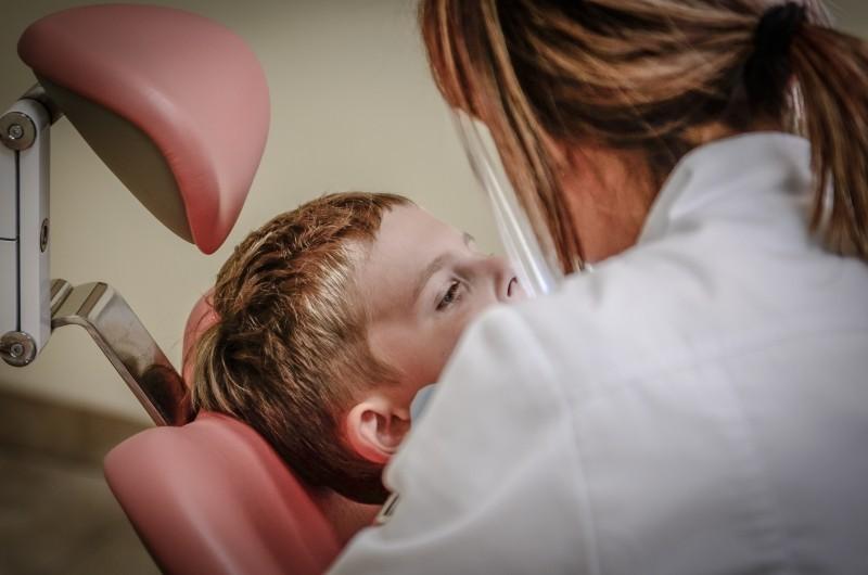 DaddyCool copilul la dentist