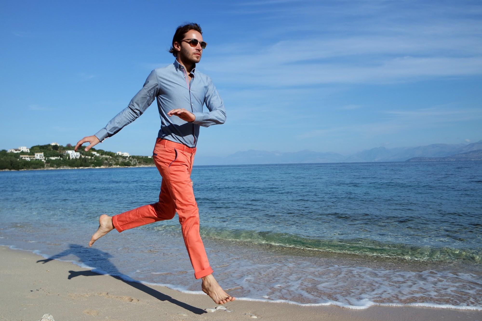 Din Corfu, cu dragoste! Aventura primei ședințe foto Daddy Cool!