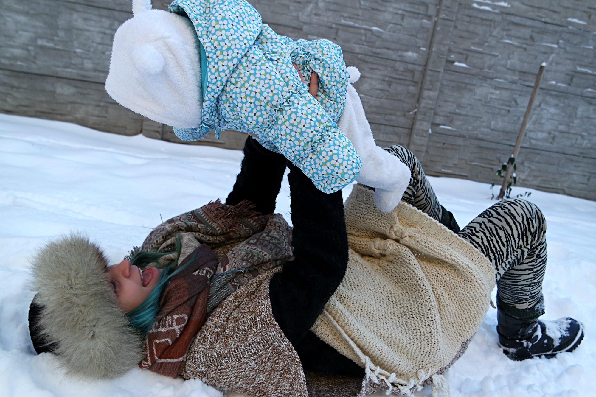daddycool zăpadă