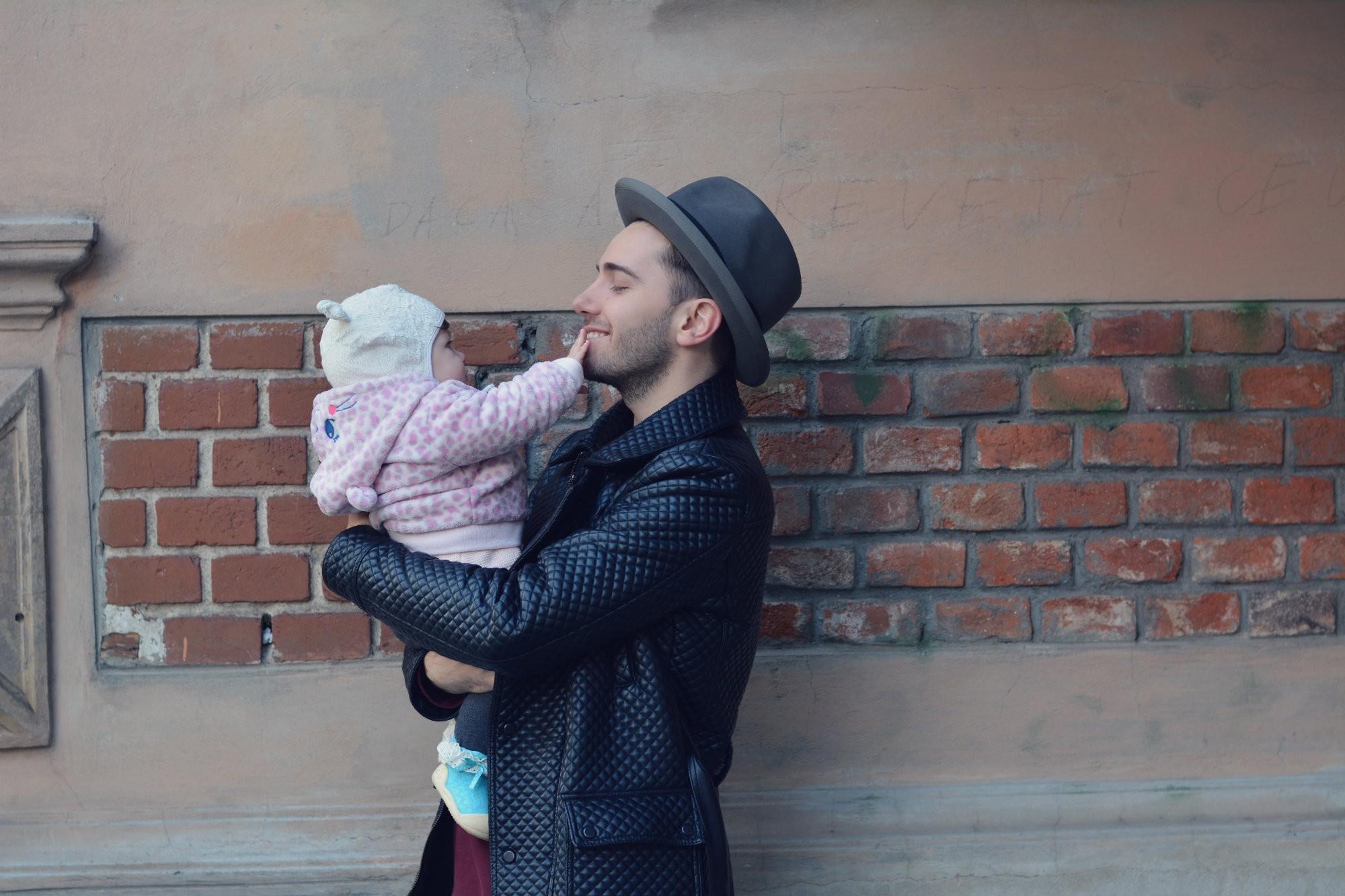 daddycool greu să fii părinte