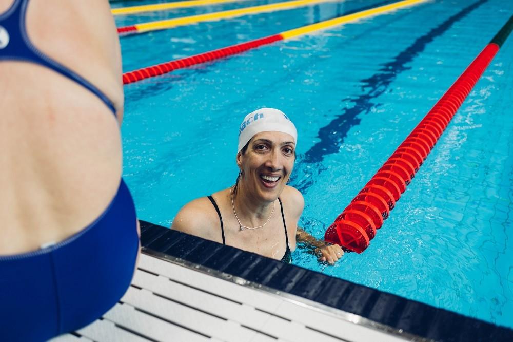 Carmen Bunaciu swimathon înotători daddycool