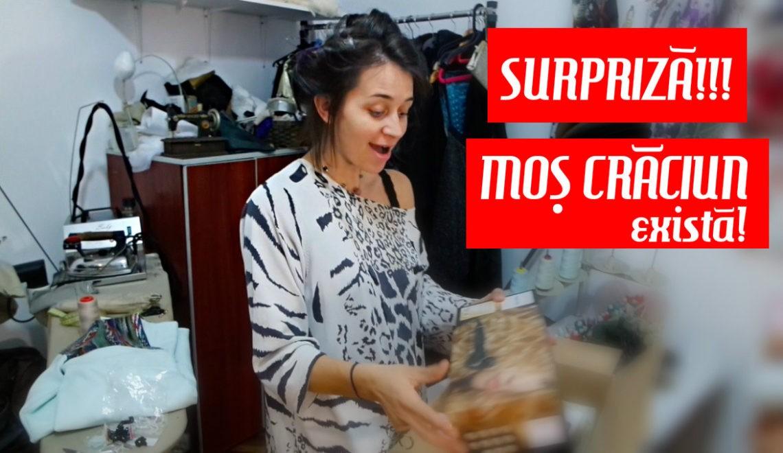 VLOG! Moș Crăciun a luat-o pe Ana prin surprindere! :)