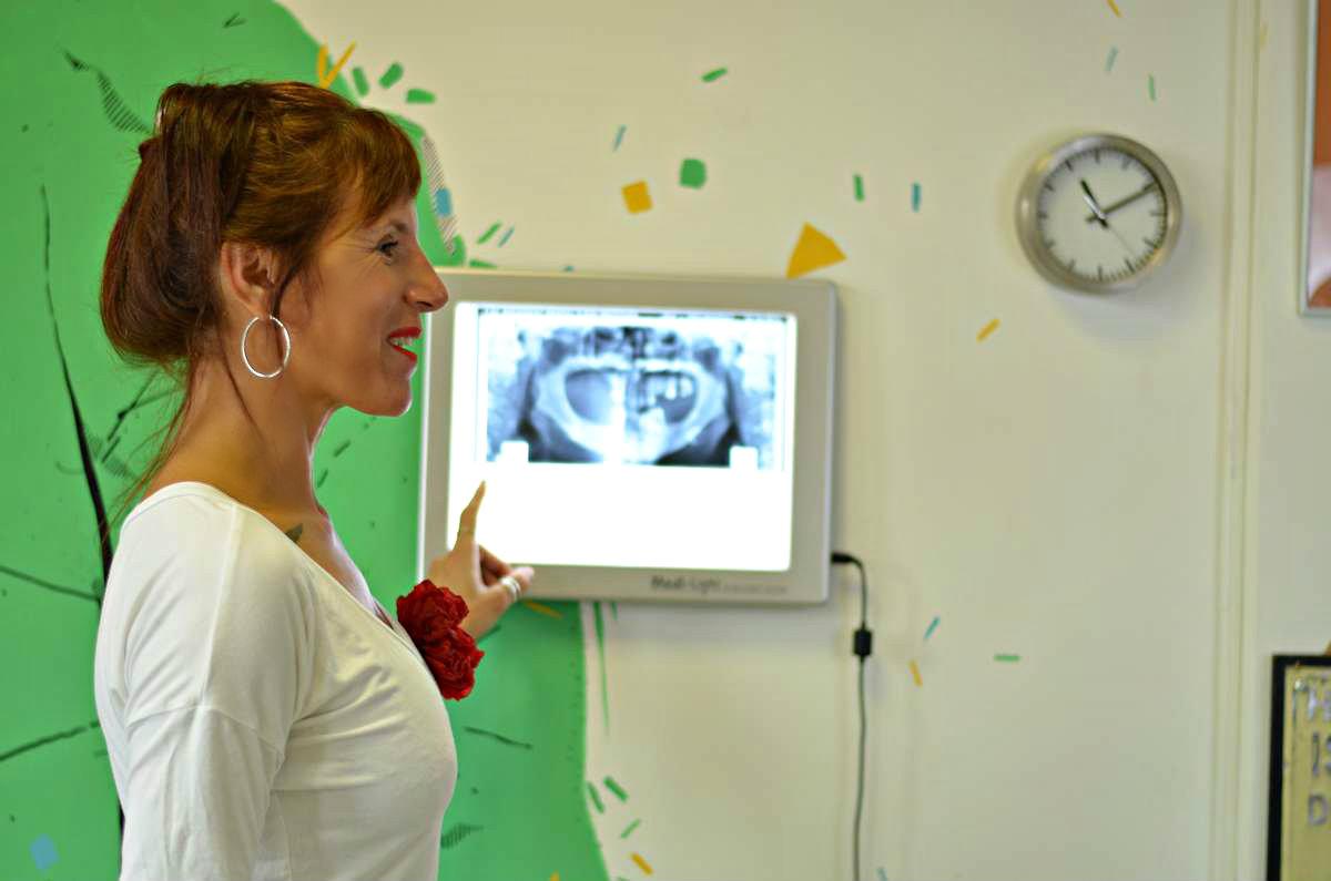 frica de dentist DaddyCool Lorelei Nassar