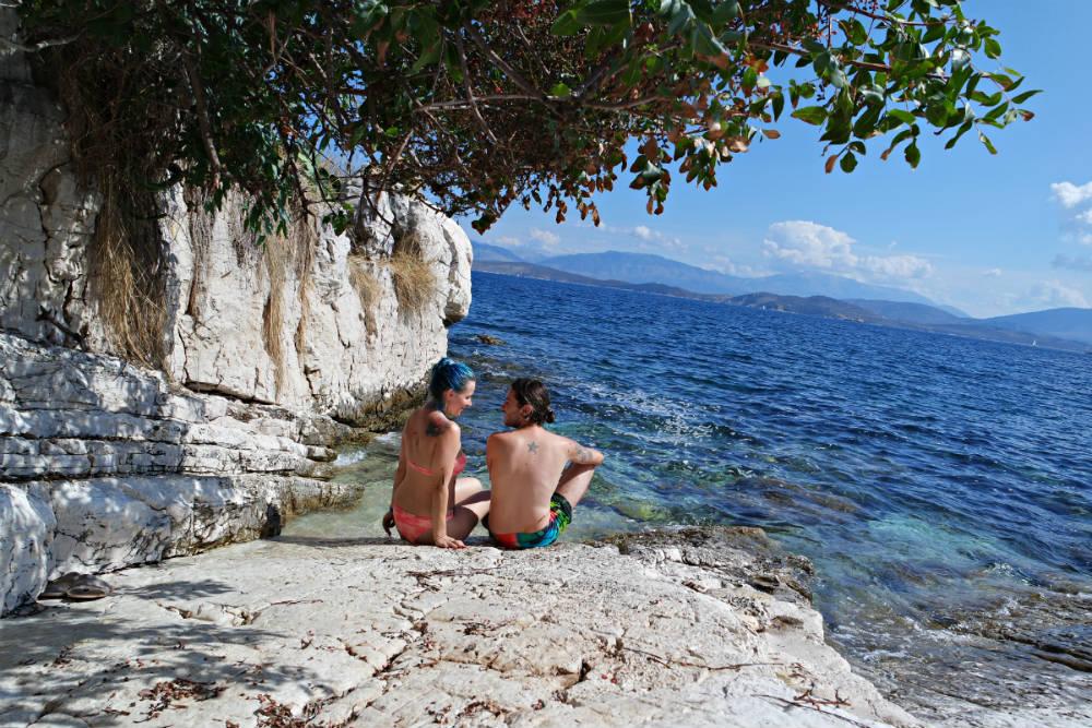 DaddyCool insula Corfu