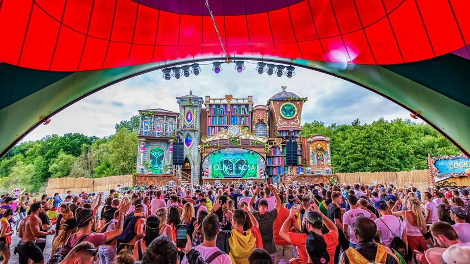 DaddyCool Tomorrowland