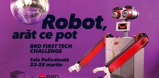 DaddyCool creatorii viitorului BRD First Tech Challenge COVER