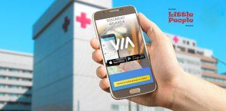 VIA aplicație pentru tineri bolnavi de cancer