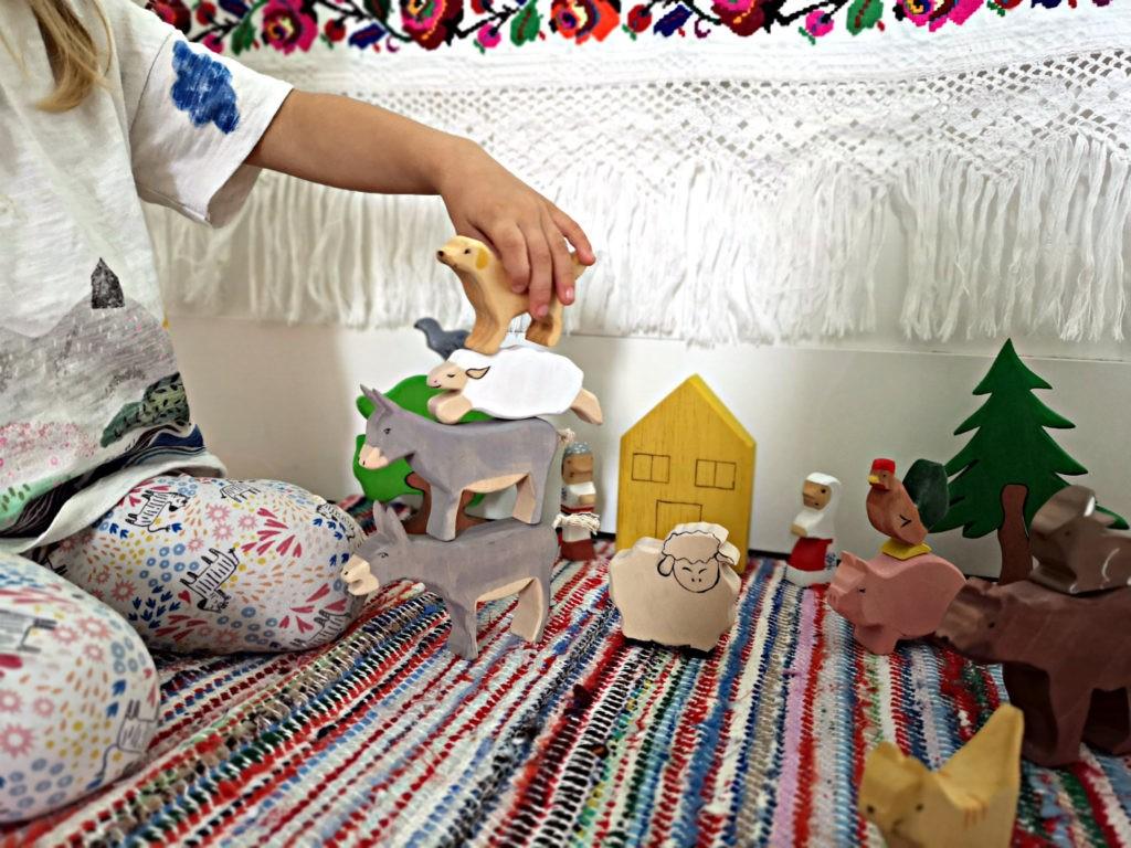 DaddyCool jucării de lemn 3