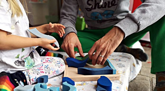 DaddyCool jucării de lemn 4