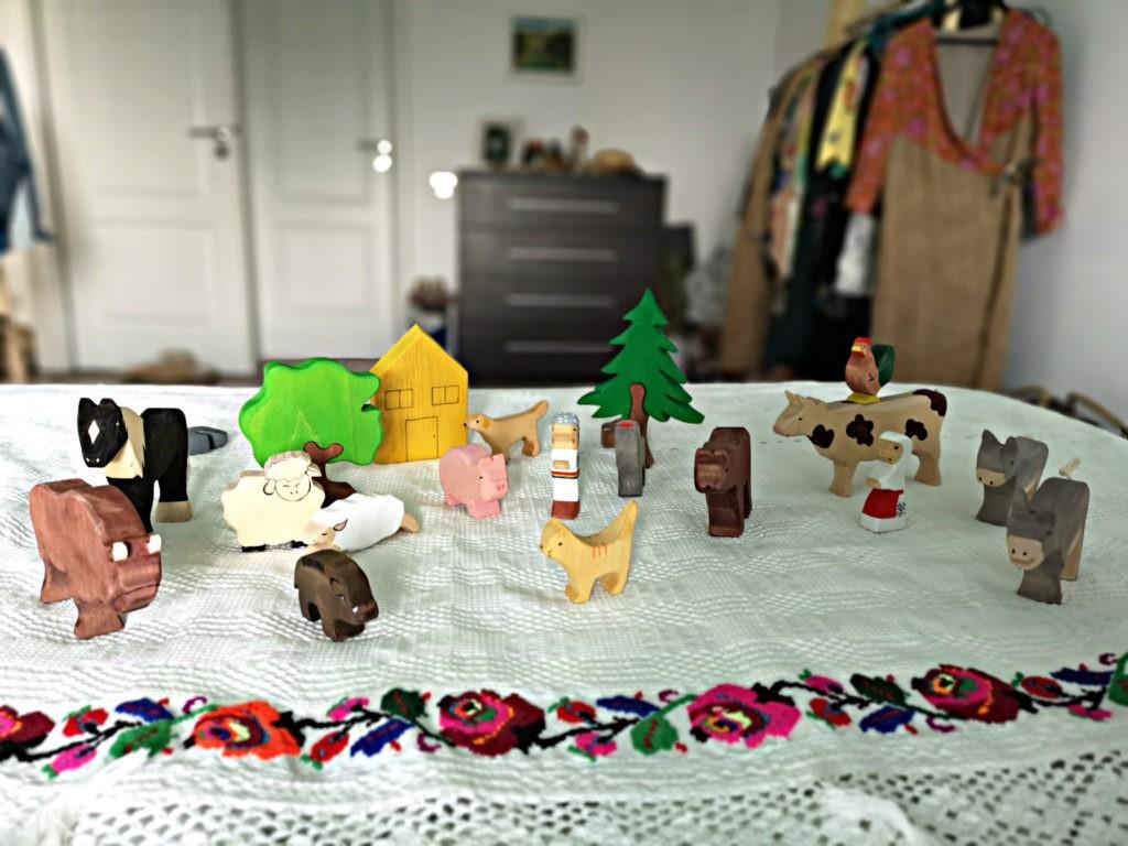 DaddyCool jucării de lemn 6