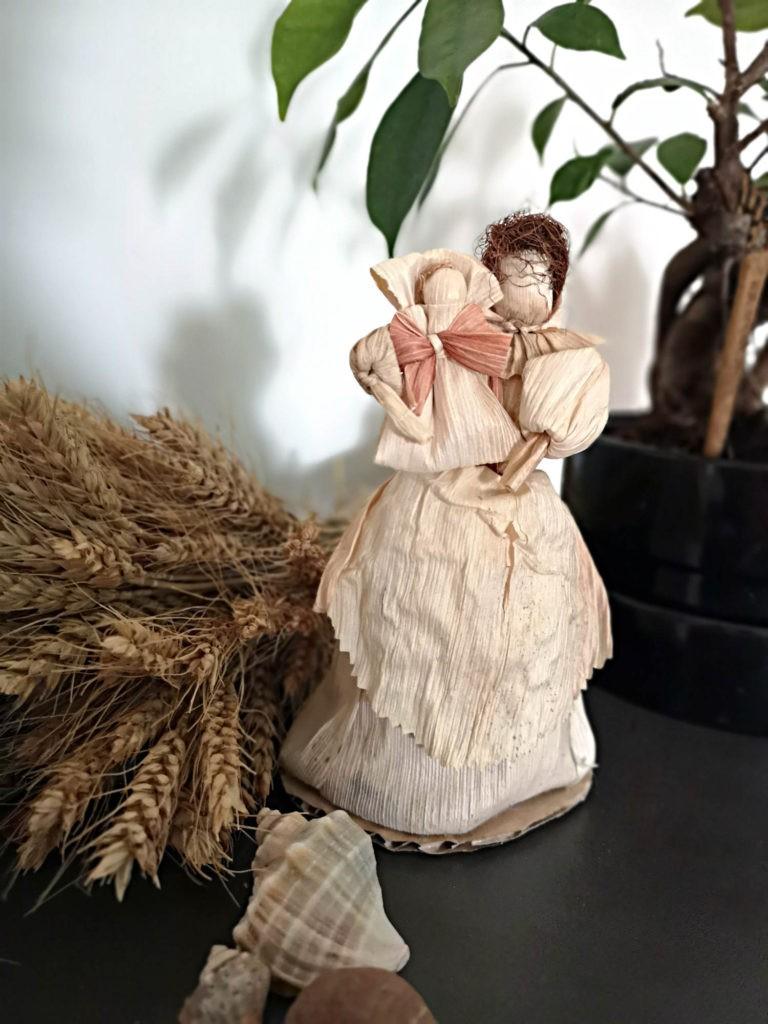 DaddyCool jucării din lemn porumb