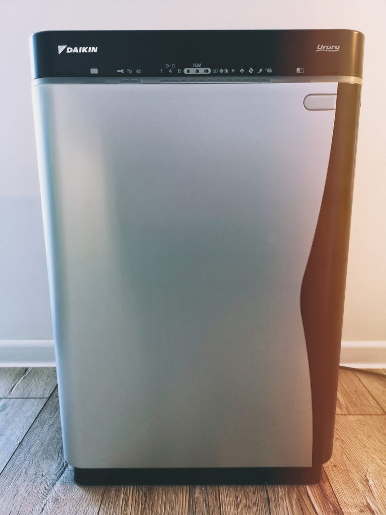 DaddyCool purificator Daikin 7