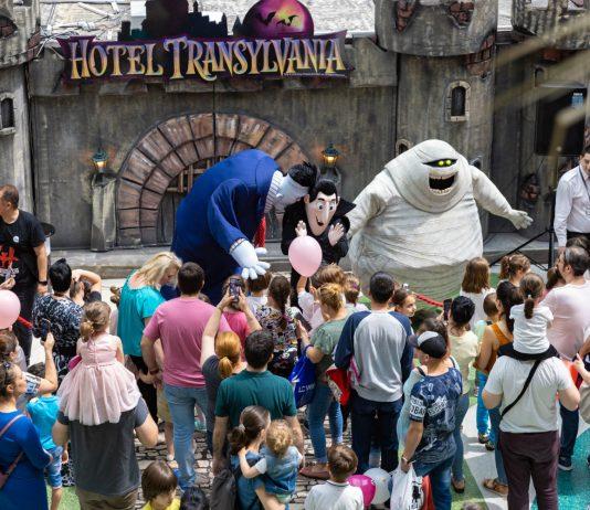 DaddyCool Hotel Transylvania 3