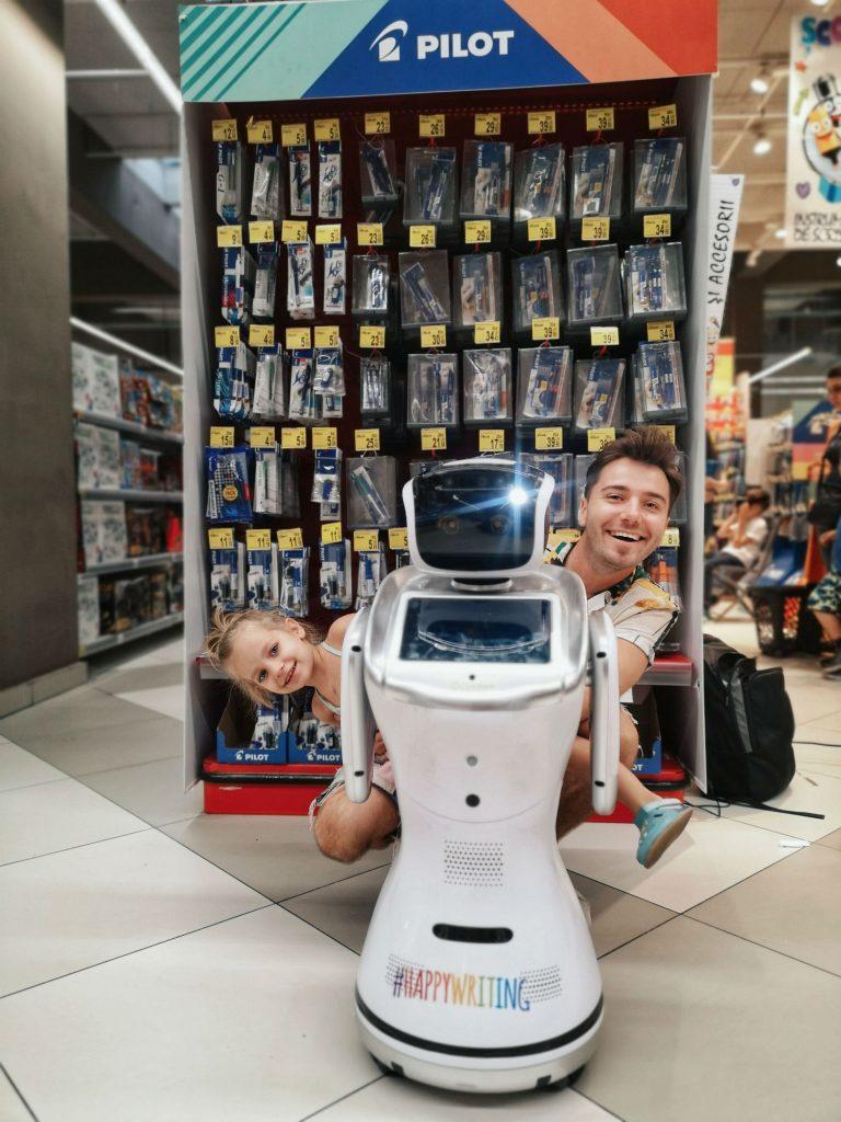 DaddyCool PILOT Carrefour robot