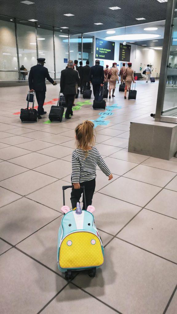 DaddyCool Ingrid bagaj aeroport vacanta sudul Spaniei